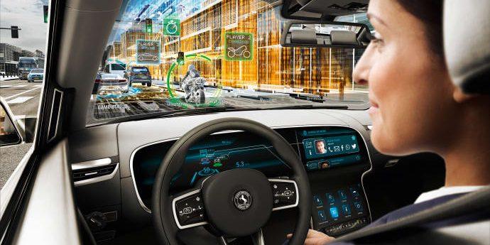 Flere positive til selvkjørende biler